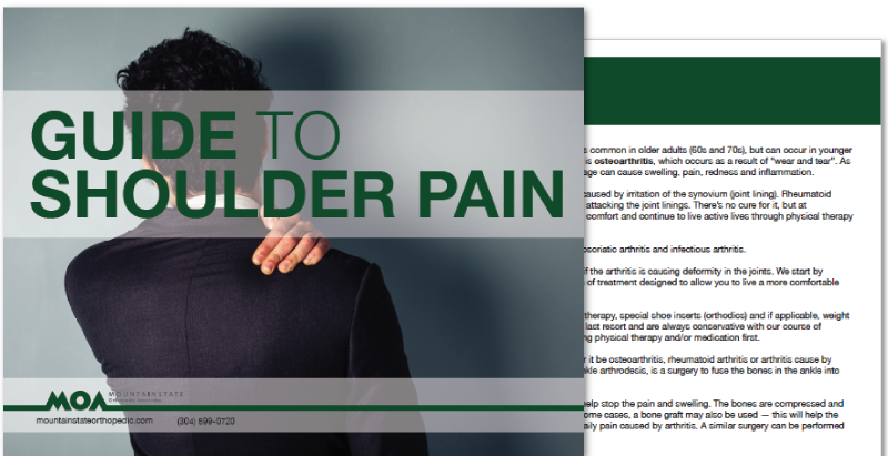 Guide to Shoulder Pain