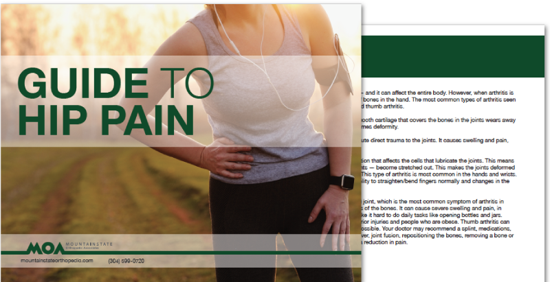 Guide to Hip Pain Downloadable