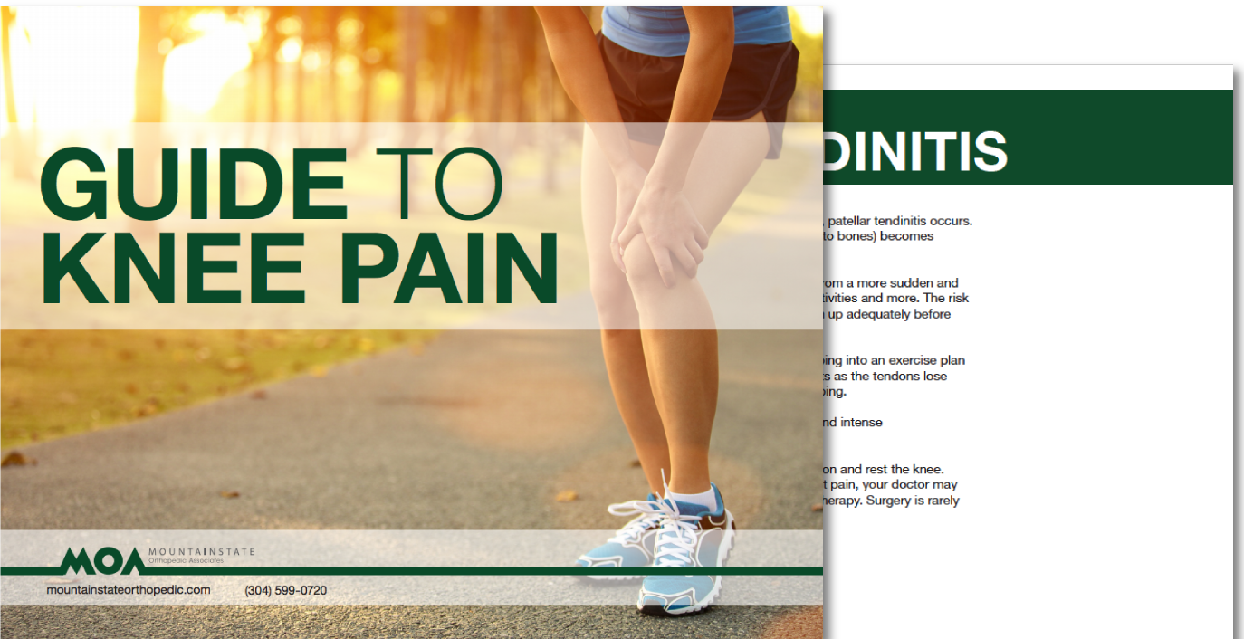 Guide to Knee Pain