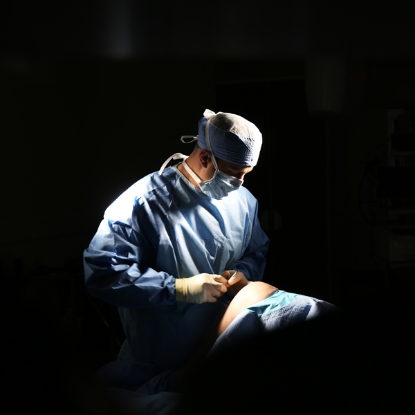 Jacob M. Conjeski, M.D. Knee Surgery