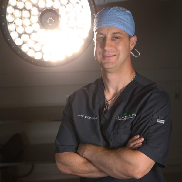 Jacob M. Conjeski, M.D. Joint Reconstruction Surgeon