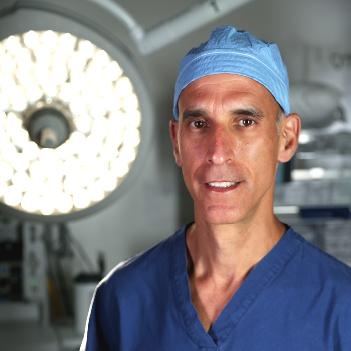 Nick L. Zervos, Orthopedic Surgeon