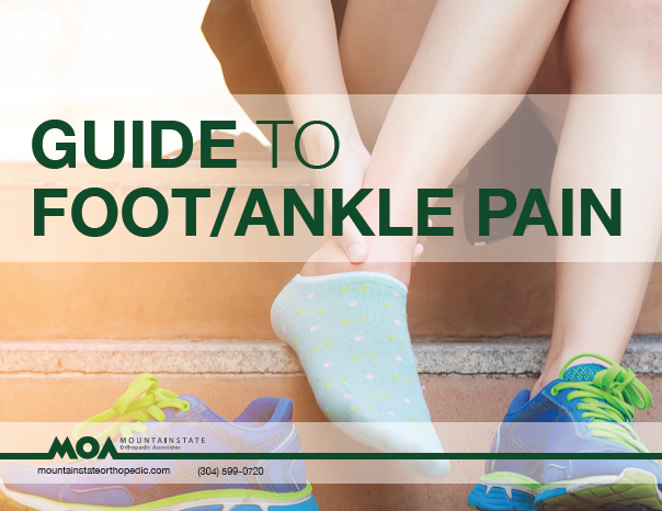 Guide to FootAnkle Pain